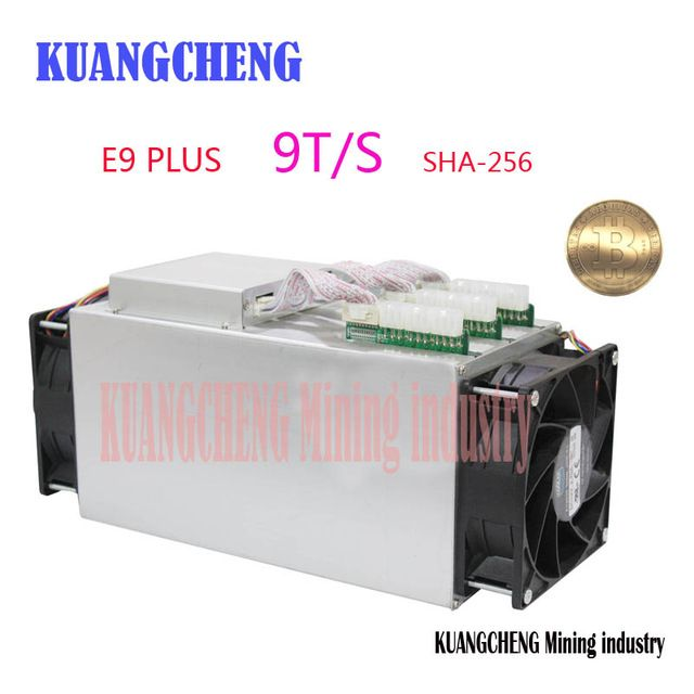 KUANGCHENG Ebit E9 Plus 9T Bitcoin Miner Newest 14nm Asic Miner Btc Miner Better Than Antminer S7 Equivalent to Antminer S9 https://betiforexcom.livejournal.com/28299755.html  The post KUANGCHENG Ebit E9 Plus 9T Bitcoin Miner Newest 14nm Asic Miner Btc Miner Better Than Antminer S7 Equivalent to Antminer S9 appeared first on bitcoinmining.shop.The post KUANGCHENG Ebit E9 Plus 9T Bitcoin Miner Newest 14nm Asic Miner Btc Miner Better Than Antminer S7 Equivalent to Antminer S9 appeared first on…