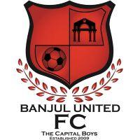 2010, Banjul United FC (Banjul, Gambia) #BanjulUnitedFC #Banjul #Gambia (L14317)