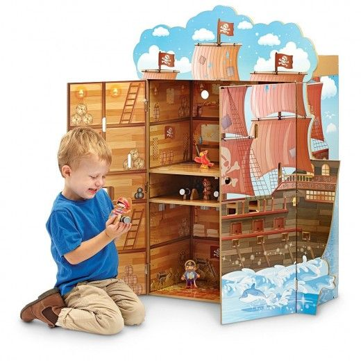 boy doll house   Dollhouses For Boys & Why Get A Doll House for a Boy  RAY'S 2nd Christmas gift from grandma