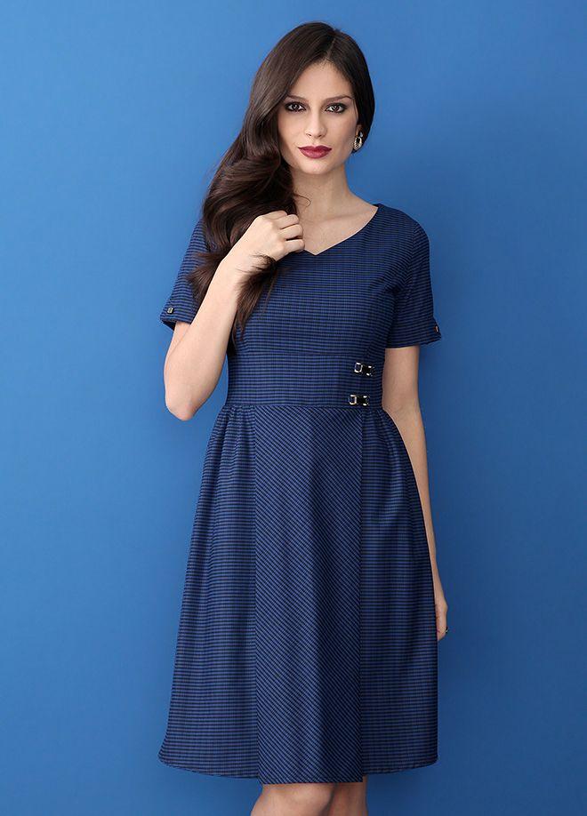 SLN - SLN Elbise Markafoni'de http://www.markafoni.com/product/5582491/