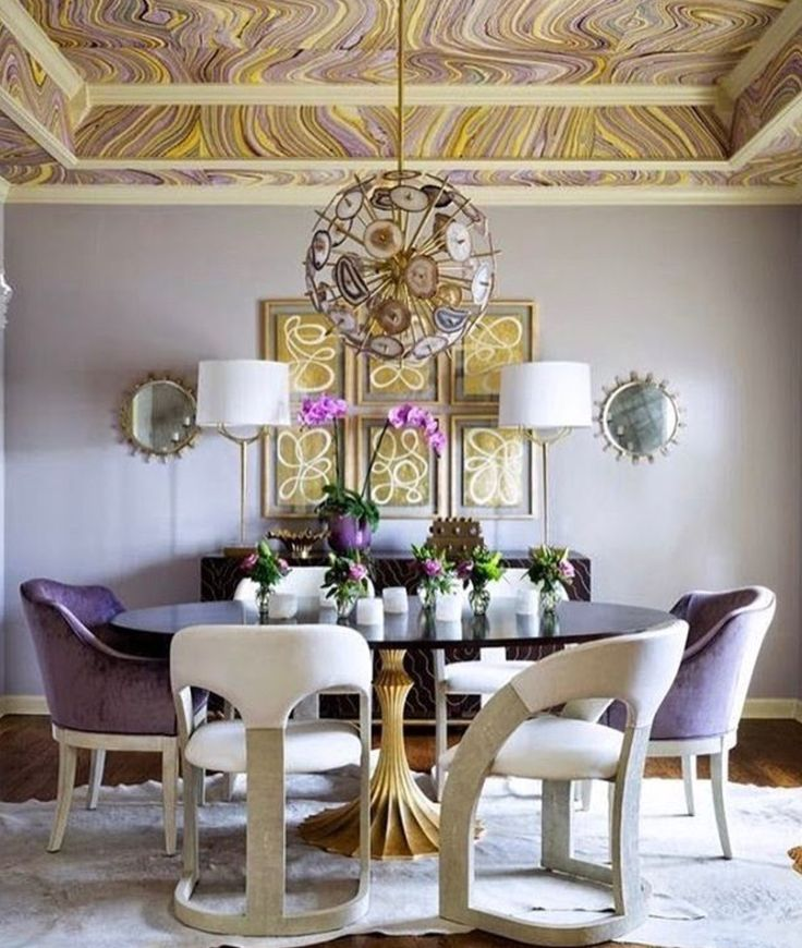 Cozy Dining Room Ideas: 967 Best Wallpaper And Murals Images On Pinterest