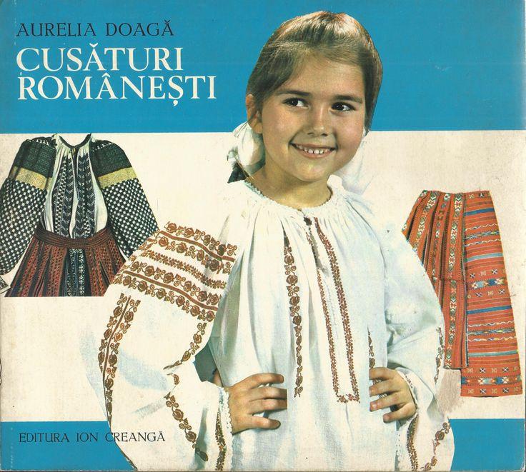 [Descarca Gratuit Cartea] Costume populare romanesti si Cusaturi Romanesti