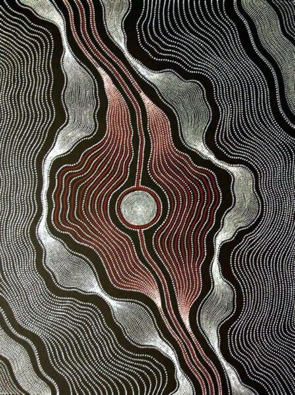 Complex Yet Beautiful Aboriginal Art Examples: Art is not something that happened in one era and that too when human beings were in a position where their