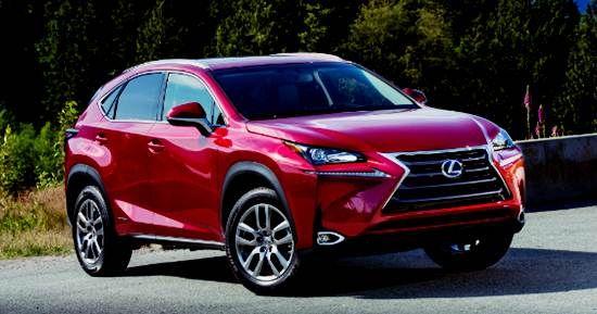 2017 Lexus NX 300h SUV Reviews