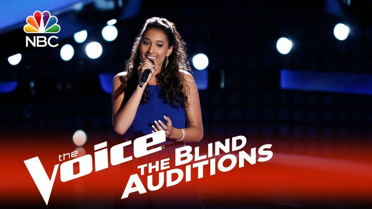 """The Voice 2015 Blind Audition - Lexi Davila: """"Dreaming of You"""""""