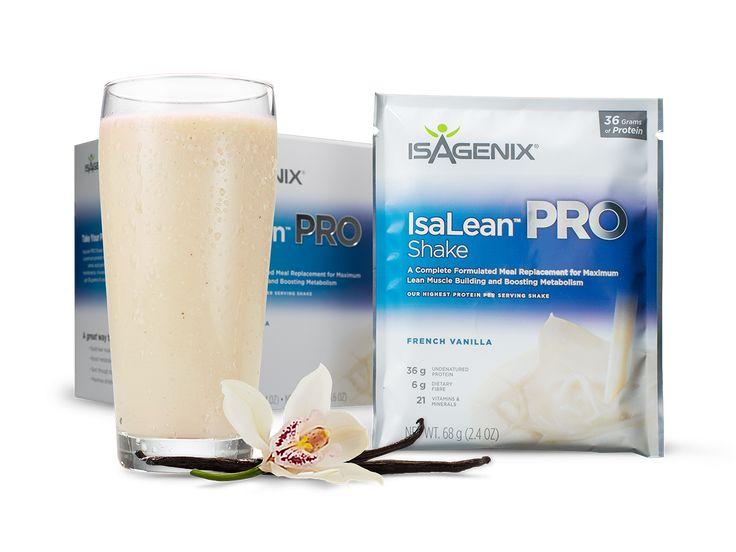 IsaLean PRO Shake - AU