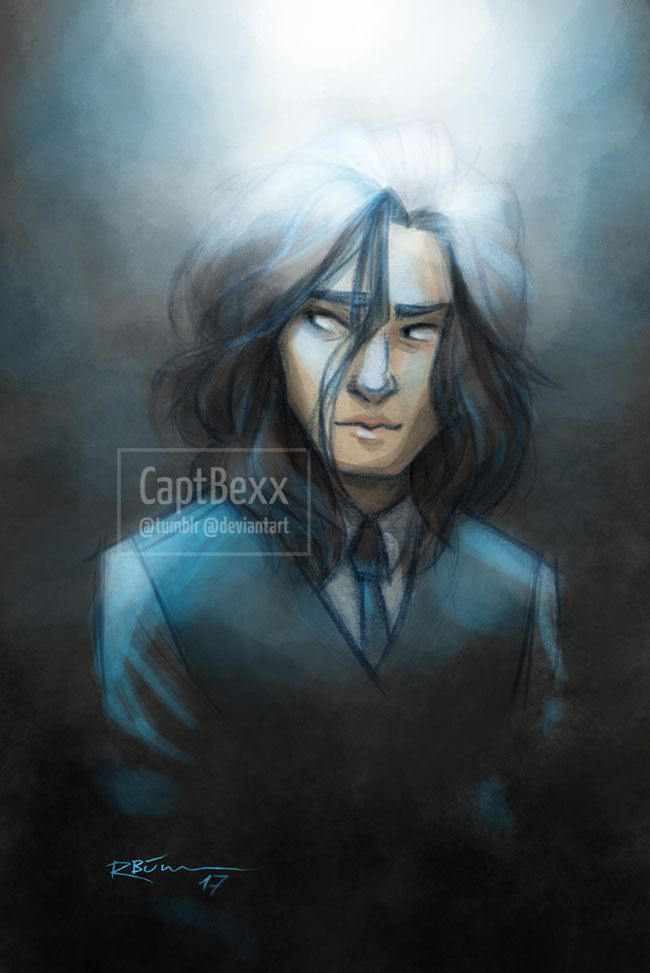Long Haired Credence Fantastic Beasts Fanart Thistles Art Fantastic Beasts Book