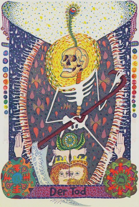 Decameron Tarot Deck Boxed 78 Card Set With Instruction: 17 Best Images About Tarot Art