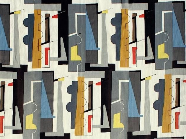 John Piper Textiles Explored In New Pallant House Exhibition. The fabric of modernism.