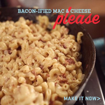 Creamy Homemade Macaroni & Cheese with Bacon Prep Time: 25 min Makes: 10 servings, 1 cup each What You Need 1 pkg. (16 oz.) elbow macaroni, uncooked 2 Tbsp. butter or margarine 1 onion, chopped 2 Tbsp. flour 3 cups milk ½ cup MIRACLE WHIP Dressing 1...