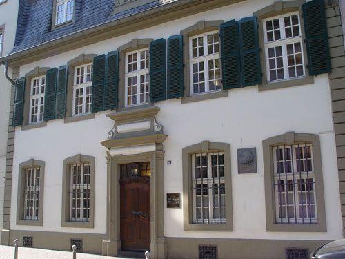Het Karl Marx-huis (Museum Karl-Marx-Haus) is het geboortehuis van Karl Marx, in Trier. Het is ingericht als een permanent museum.