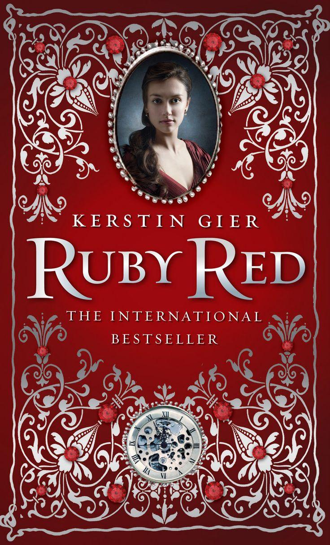 #rubyred: #kerstingier  Vivir En Una Familia Cargada De Secretos No Es  F�cil