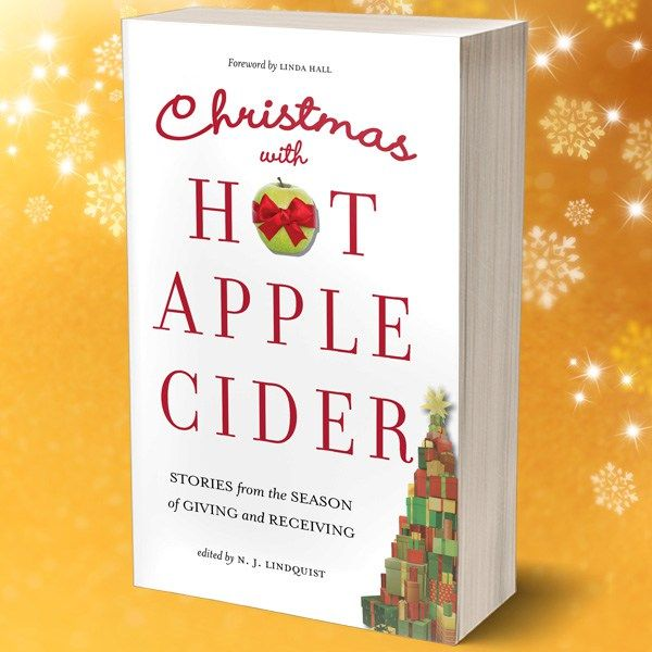 """""""I have a new Hot Apple Cider book coming this fall!"""" Anthology be NJ Lindquist"""