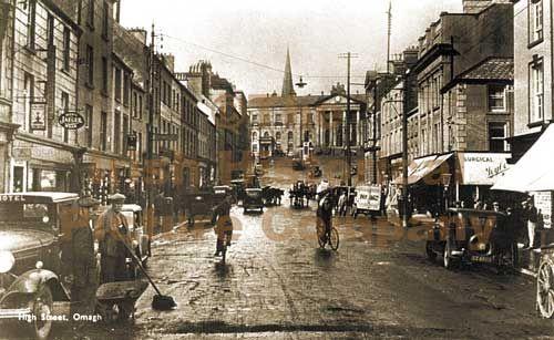 High St., Omagh, Co. Tyrone