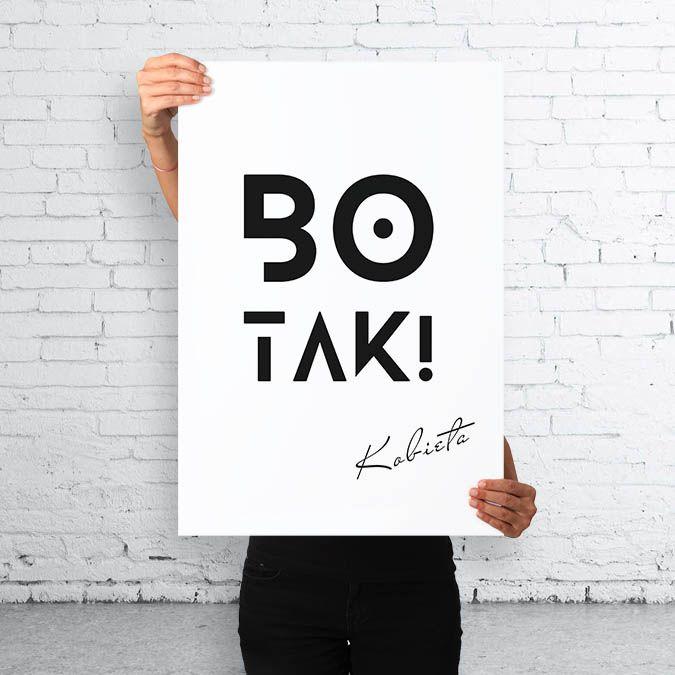 Sklep online: www.foxartstudio.pl  _____________________________   #plakat #plakaty #skandynawskie #styl #skandynawski #wystrój #wnetrz #scandi #design #nowoczesne #typograficzne #minimalistyczne #minimalizm #prostota #skandynawski #na #ścianę #dekoracje #ścian #wallart #wall #decor #dekoracje# #do #domu #do #salonu #do #kuchni #napisy #cytaty #quotes  #kobieta #humor