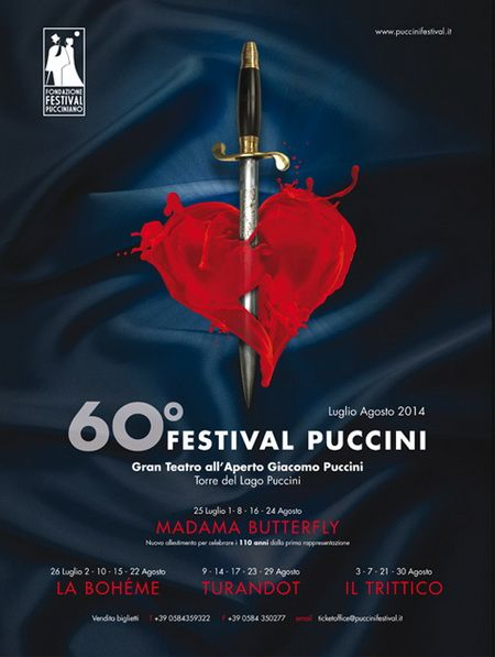 La Bohème al Festival Puccini