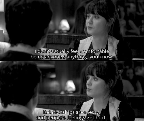 Some people are meant to fall in love with each other but not meant to be together. 500 Days of Summer. This is the truth.