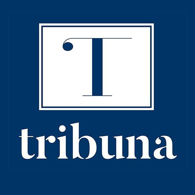 Were rebranding. just remember this: #tribuna  have a wonderful day