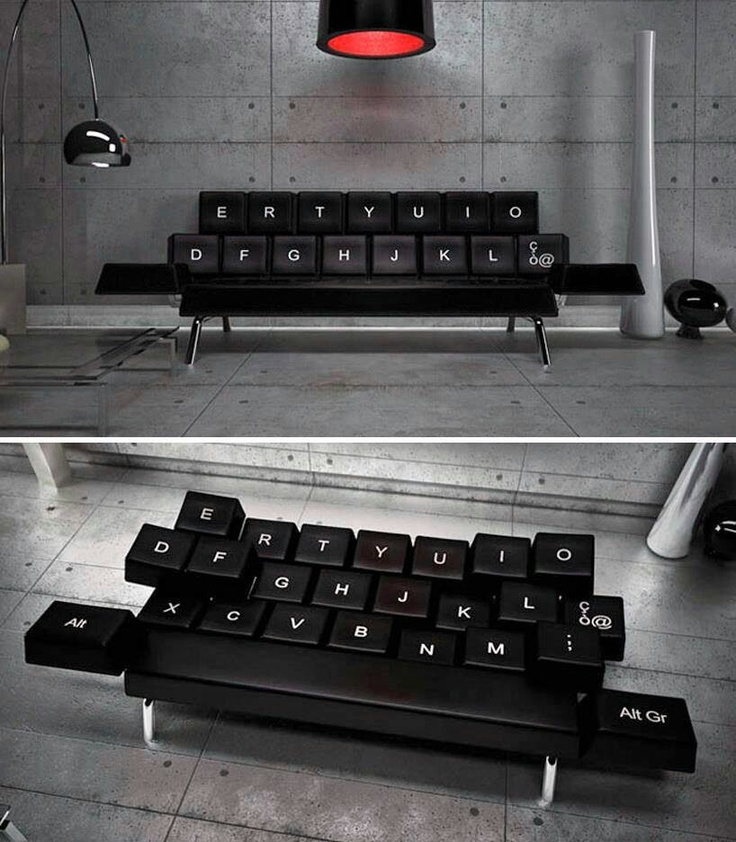 Pc Gamer Sofa I Want This Gaming Stuff Pinterest