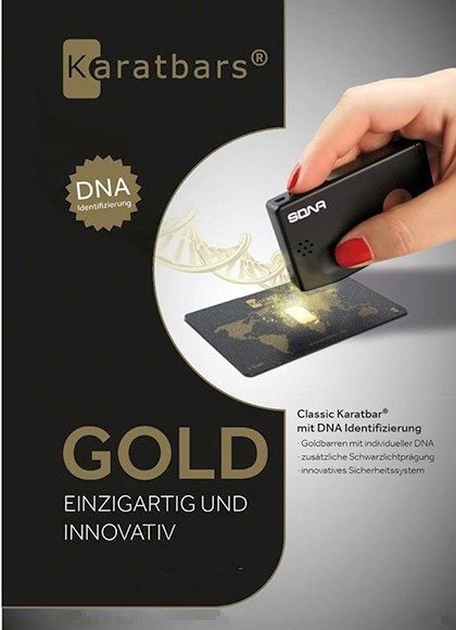 Karatbars international gold account