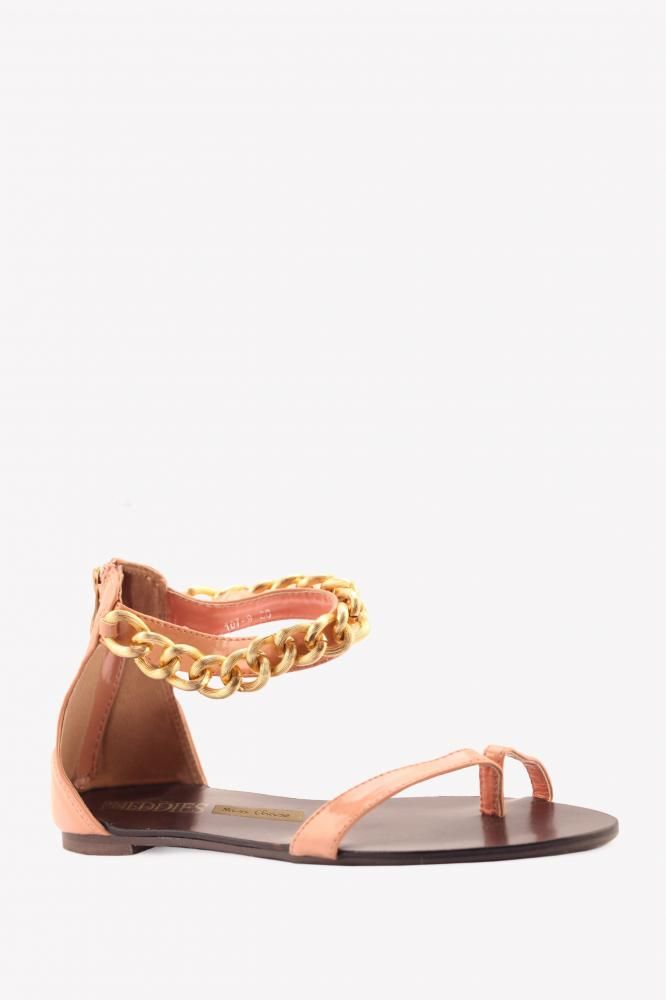 Pheddies All In The Detail Strappy Sandals