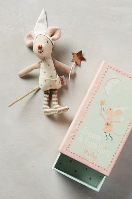 How cute is this? Tooth Fairy in a box #anthrofave
