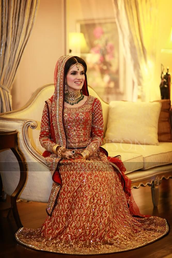 Pakistani Bride Bridal Dupatta Bridal Dresses