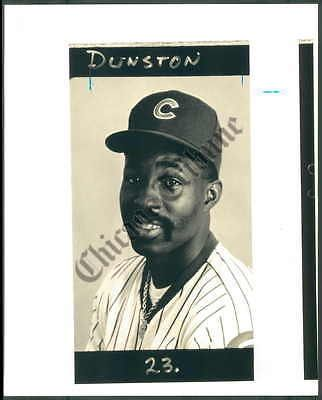 Ct photo ary-111 #shawon #dunston baseball #player,  View more on the LINK: http://www.zeppy.io/product/gb/2/191789125352/