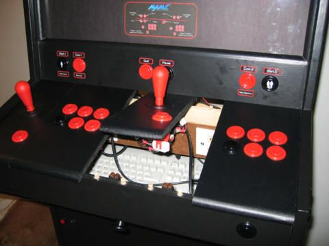 17 Best Images About Doc S Modular Arcade Cabinet On