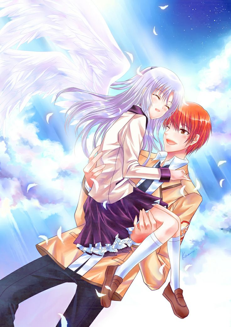Angel Beats Angel X Otonashi | RENASH SOLUTION (M) SDN BHD