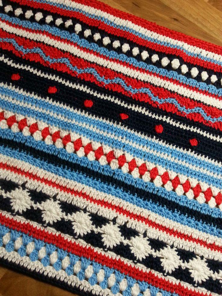 De creatieve wereld van Terray: Crochet Along week 13