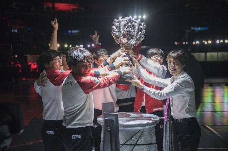 SK Telecom T1 gana por tercera vez el Campeonato Mundial de LoL - https://webadictos.com/2016/10/31/sk-telecom-t1-campeonato-mundial-lol/?utm_source=PN&utm_medium=Pinterest&utm_campaign=PN%2Bposts