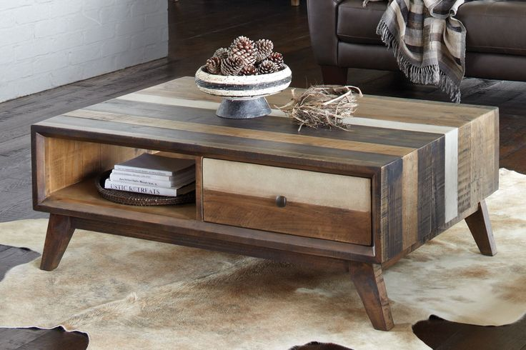 Crisp Coffee Table by Insato Furniture