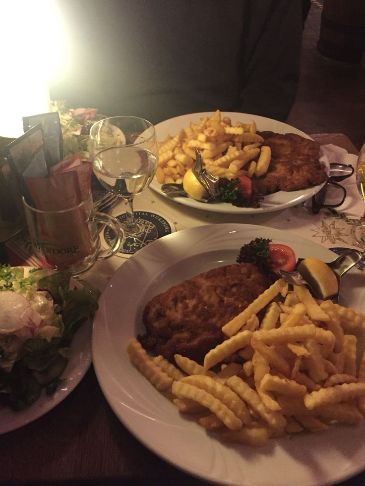 Schnitzel in Wurzburg