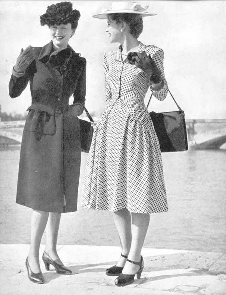 446 best images about 1940-1959 Clothes & Accessories on ...