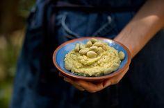 Dicke Bohnen-Hummus