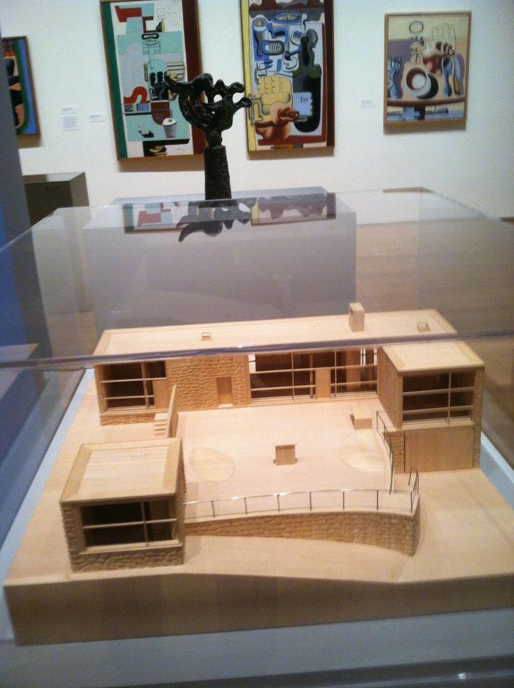 Le Corbusier Milla Mandrot Le Pradet Francia 1930