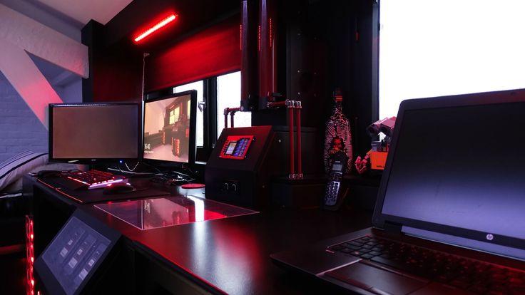 The X Desk | The X Room - Album on Imgur