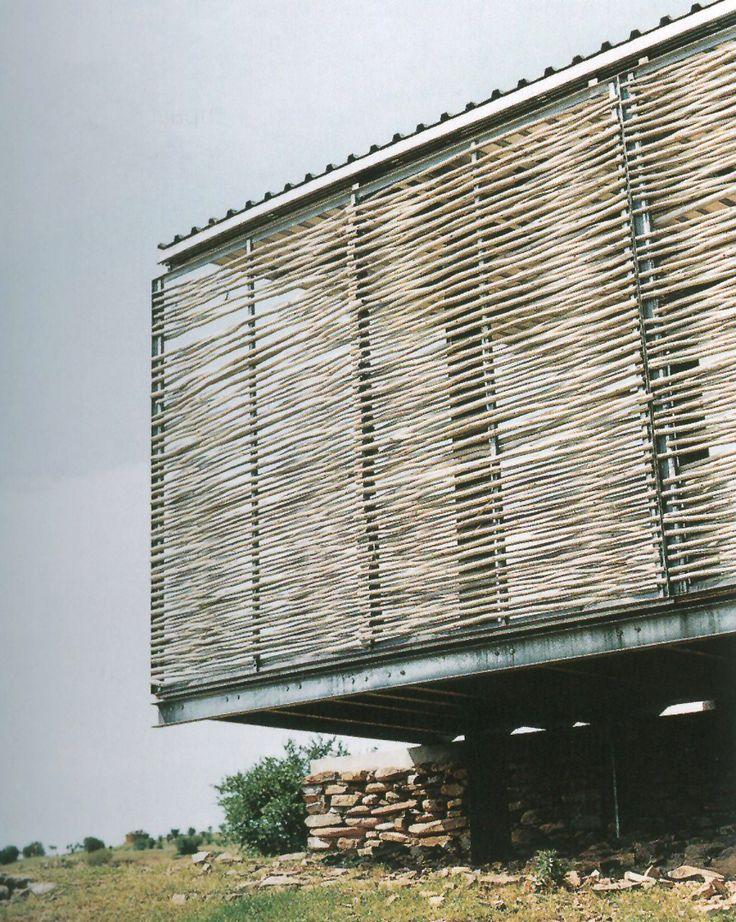 stone, steel,bamboo