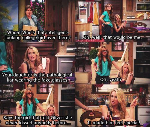 Hannah Montana... I seriously miss the old Disney channel they should do like a reunion season or just episode of hannah montana...