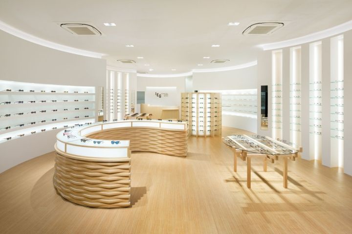 International Eyewear Gallery by SPACE, Shisui – Japan » Retail Design. Visit City Lighting Products! https://www.linkedin.com/company/city-lighting-products