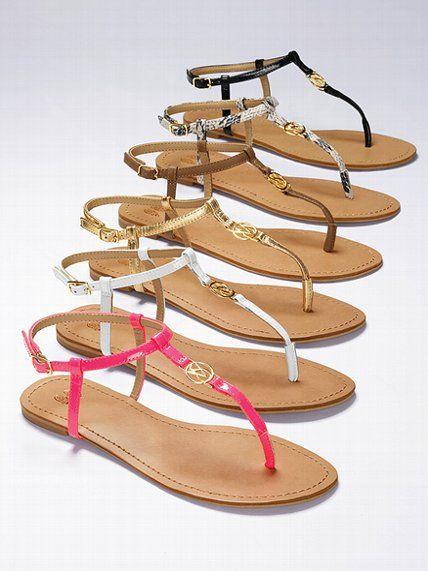 VS Collection Monogram T-strap Sandal #VictoriasSecret http://www.victoriassecret.com/sale/shoes/monogram-t-strap-sandal-vs-collection?ProductID=94981=OLS?cm_mmc=pinterest-_-product-_-x-_-x