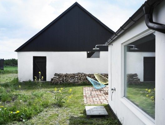 SWEDISH SUMMER HOME: Summer House by LASC Studio. 6/3/2012 via ArchDaily