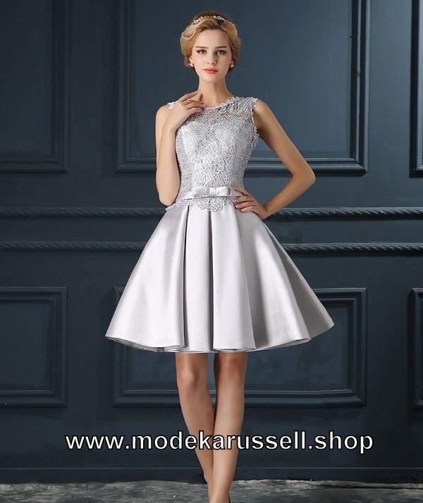 60 best Abendkleider Silber Grau images on Pinterest | Fashion women ...