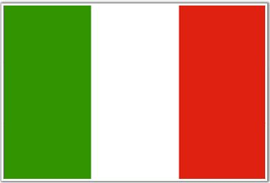 Goverment: The Italian flag has the colors red, white and green.  The Italian flag can never be burned, destroyed or damage. This is a law in Italy and if you break any of them there will be consequences.