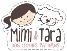 Free dog clothing patterns from this generous blogger