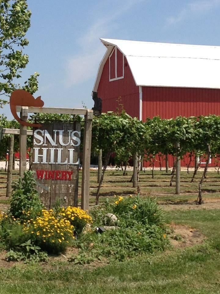 Snus Hill Winery -- Madrid, Iowa