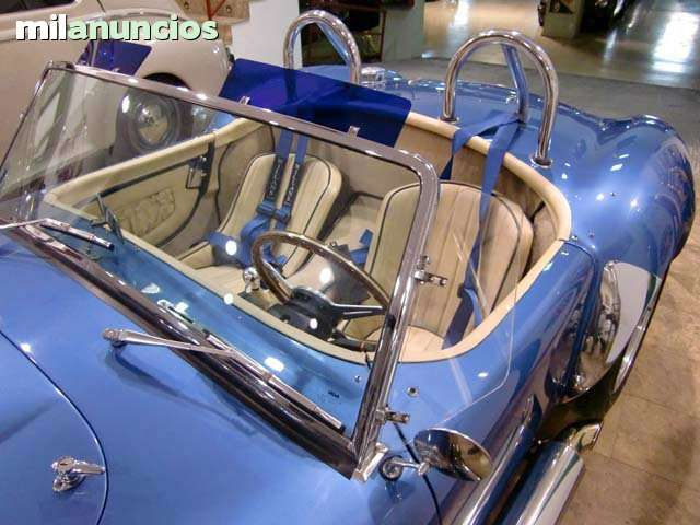 MIL ANUNCIOS.COM - Ac cobra. Compra venta de coches clásicos ac cobra. Coches antiguos españoles y americanos.