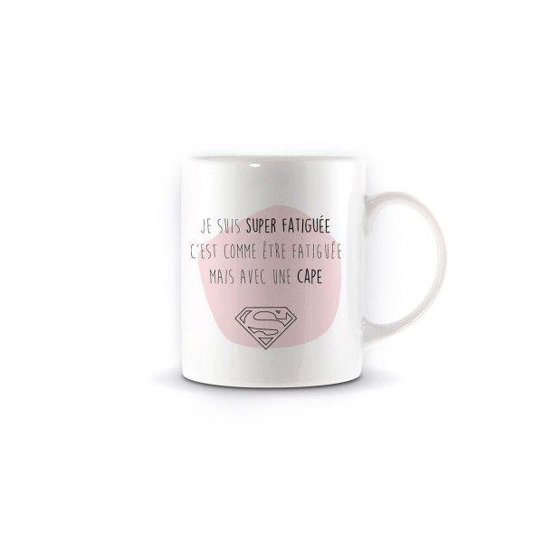 Mug Super fatigué