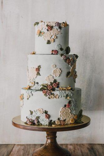 11 fantastische Hochzeitstorten-Designer, die wir total lieben – #the # amazed …   – Kuchen